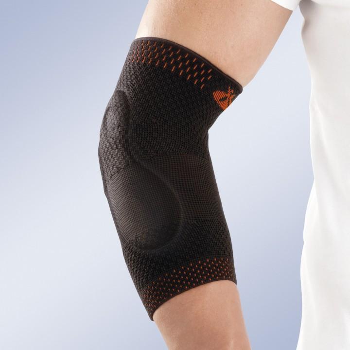 Codera elástica con almohadillas visco-elásticas